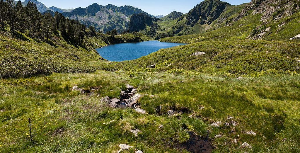 Prenez de la hauteur en séjournant dans les Pyrénées orientales - Résidence Les chalets de l'Isard Les Angles