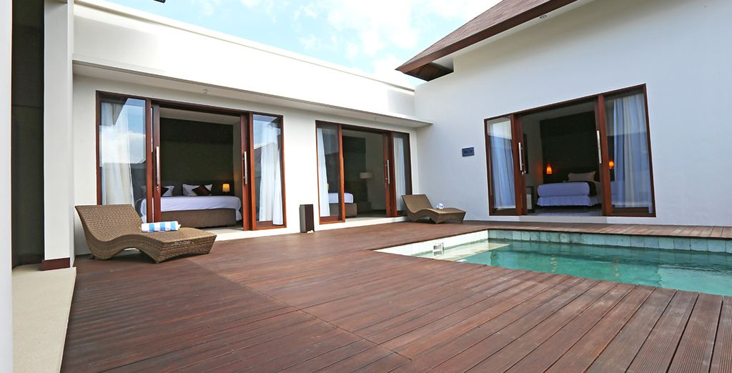 Votre One Bedroom Villa
