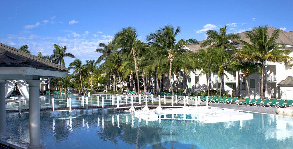 Tant mieux ! Vous voici au Lookea Peninsula Varadero 5*, au nord de l'île de Cuba !