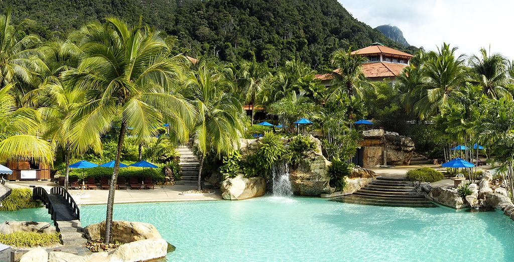 Bienvenue au Berjaya Langkawi 5*, un hymne à la nature ! - Hôtel Berjaya Langkawi Resort 5* Langkawi