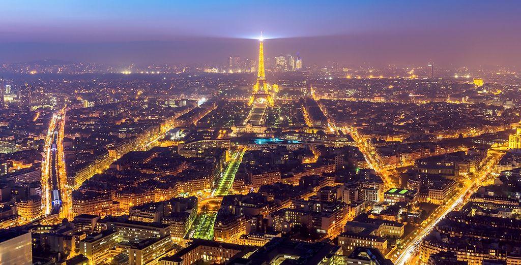 Paris vous réserve tant de belles surprises... Bon séjour !