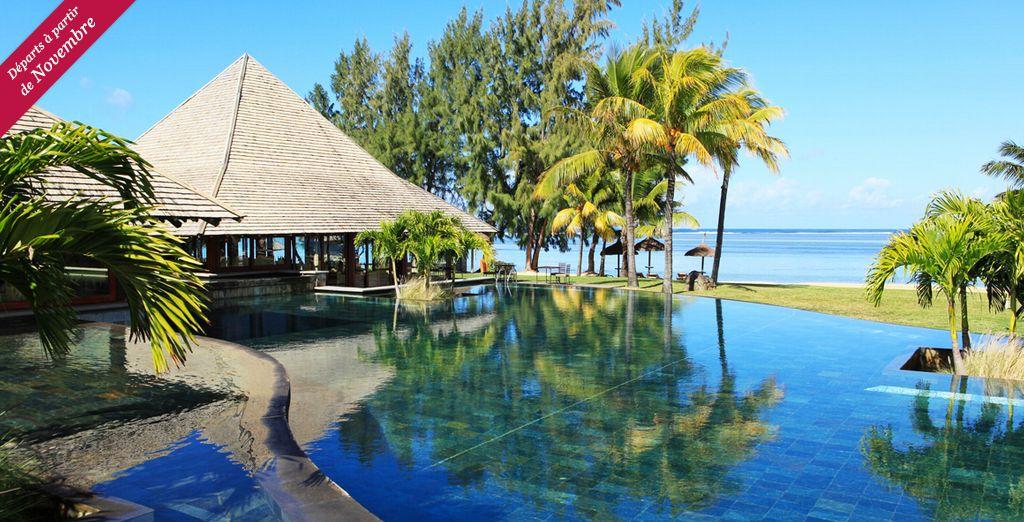 Bienvenue au paradis - Heritage Awali Golf & Spa Resort 5* Bel Ombre