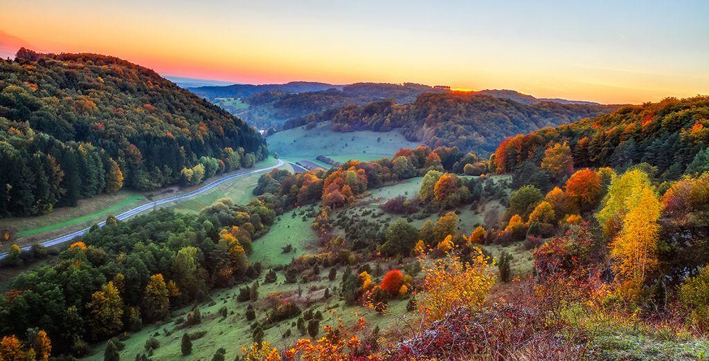 Laissez-vous emporter par les beautés de Bavière