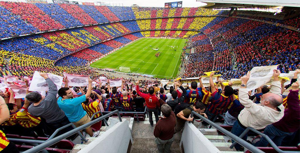 Hotel Barcelone Pres Camp Nou