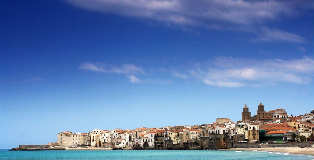 Profitez de votre location de voiture pour partir à la découverte de la Sicile