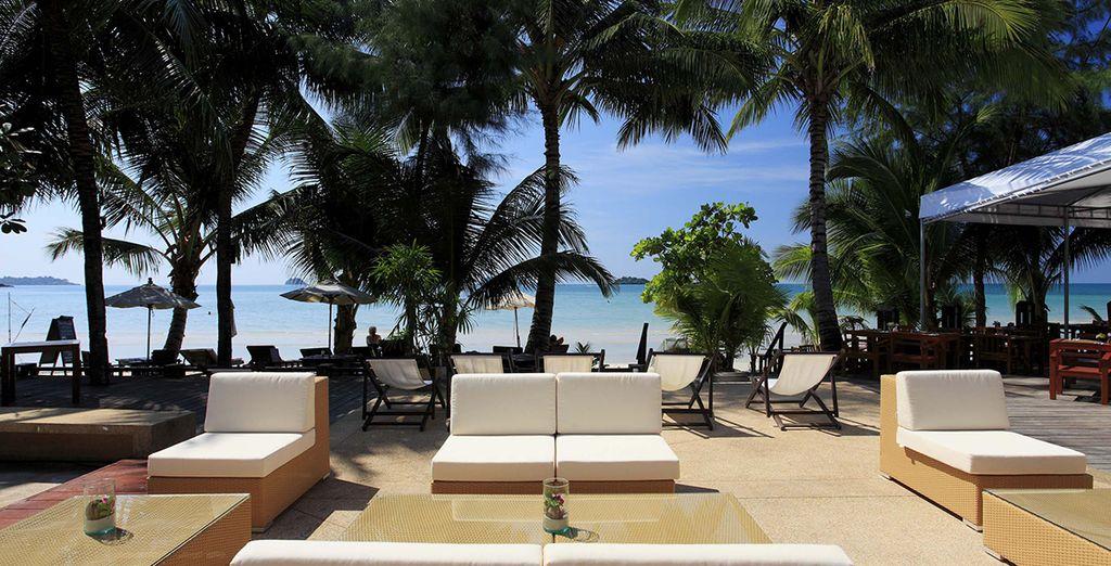 Posez vos valises au Centara Tropicana 4*
