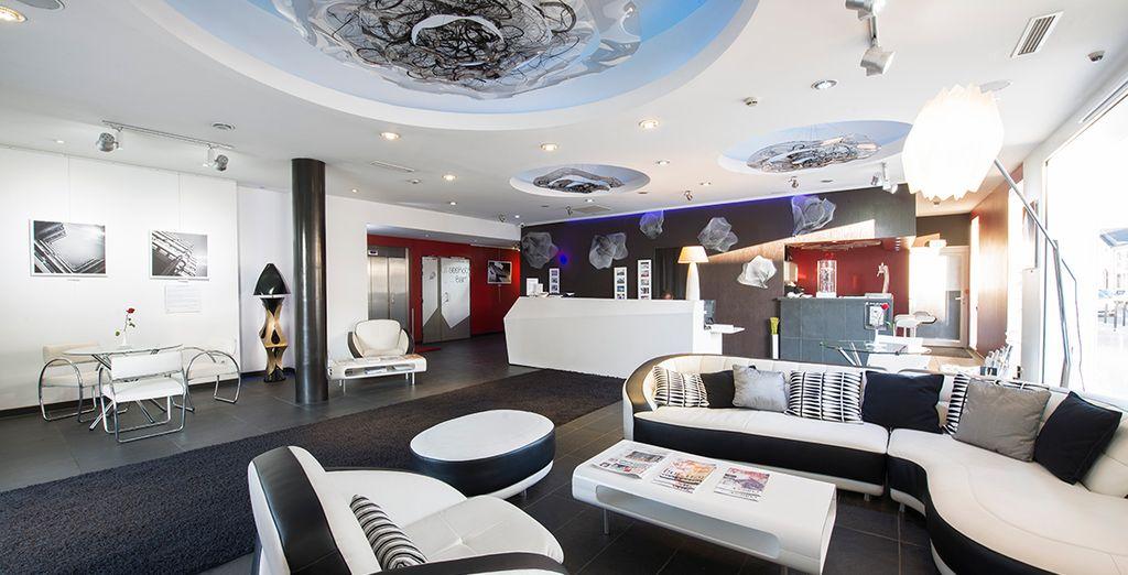 Hôtel de charme avec espace détente et confort à Bordeaux