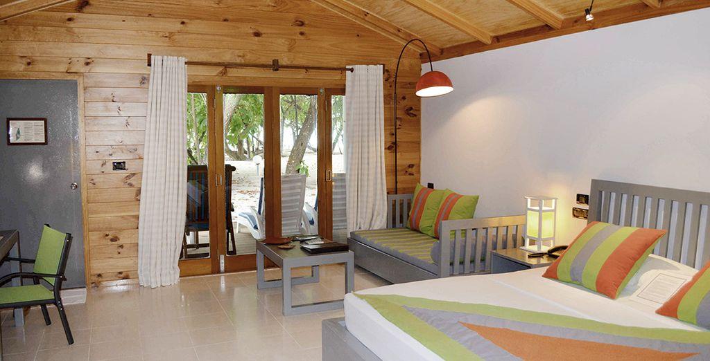 Installez-vous en Beach Villa
