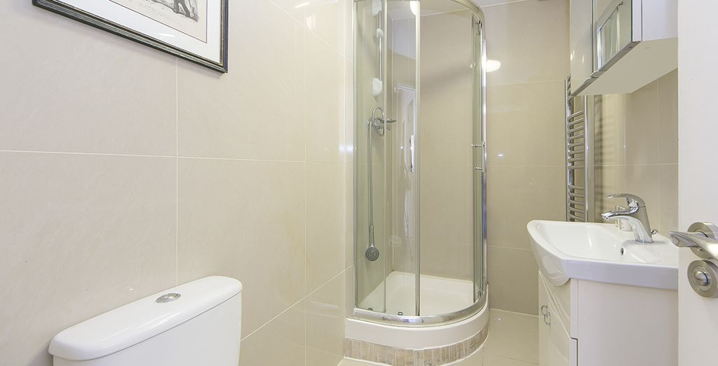 Appartement 1 : La salle-de-bains