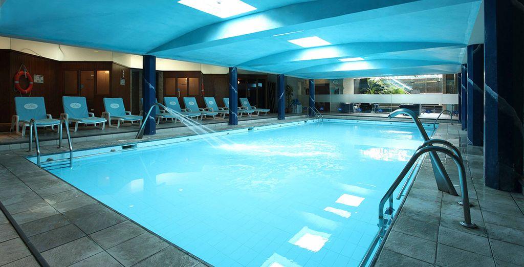 Location de vacances aux Canaries au cœur d'un hôtel de luxe 4 et 5 étoiles avec piscine intérieure et espace détente