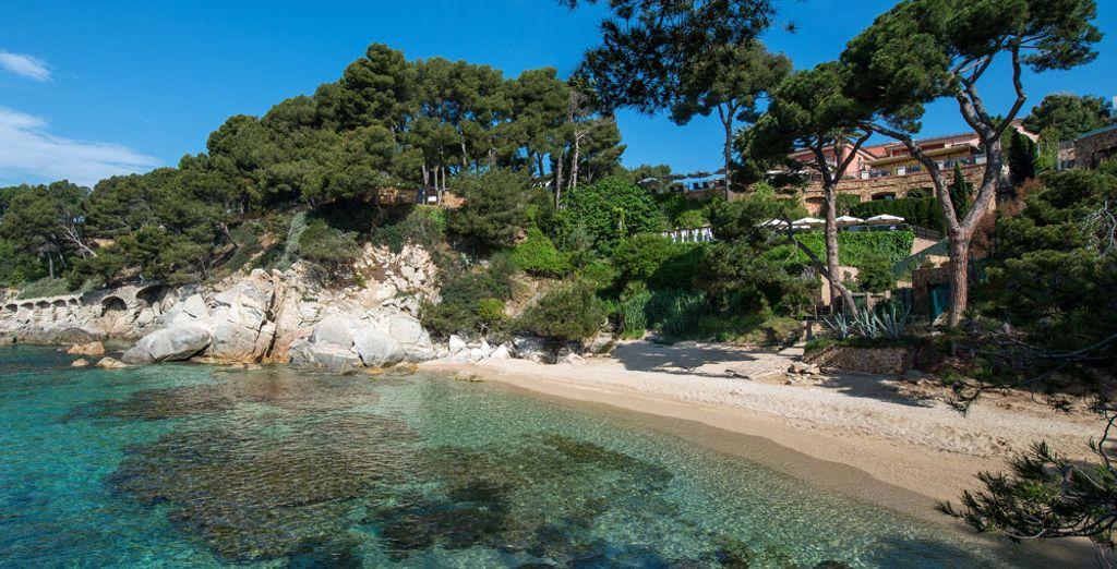 La Costa Brava sous son plus beau profil