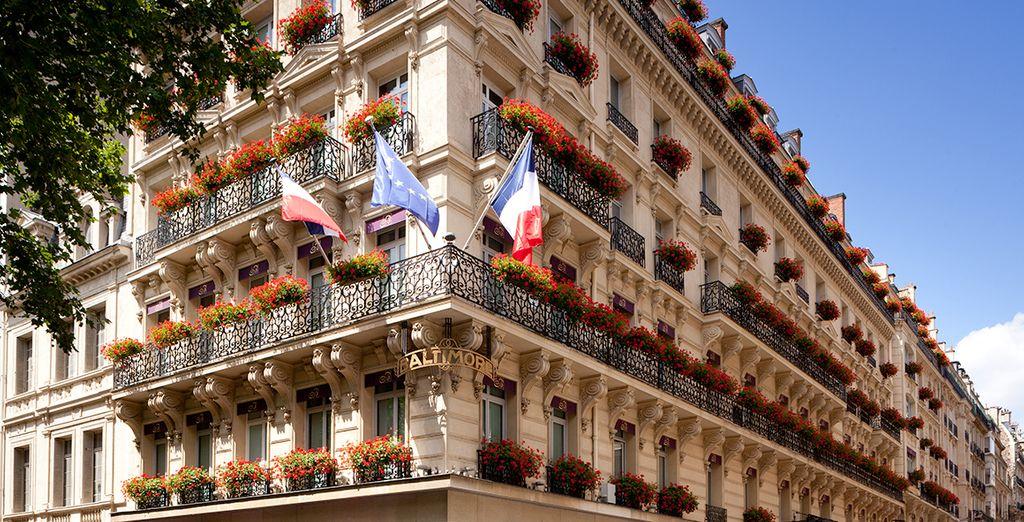 Baltimore Tour Eiffel 5* à Paris