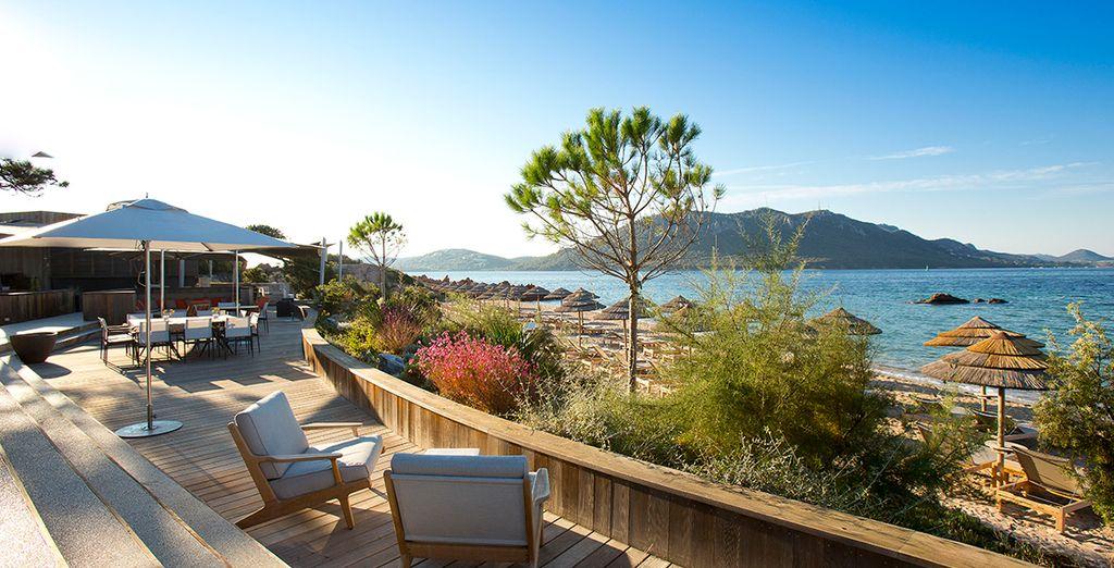la plage casadelmar 5 voyage priv jusqu 39 70. Black Bedroom Furniture Sets. Home Design Ideas