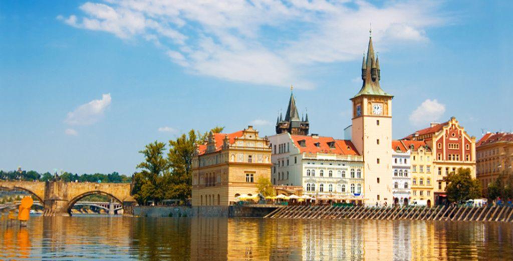 Prague - Palace Hotel ***** - Prague - Réublique Tchèque Prague
