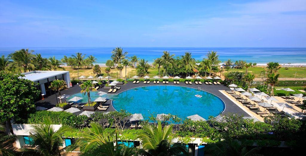 Bon séjour à Phuket !