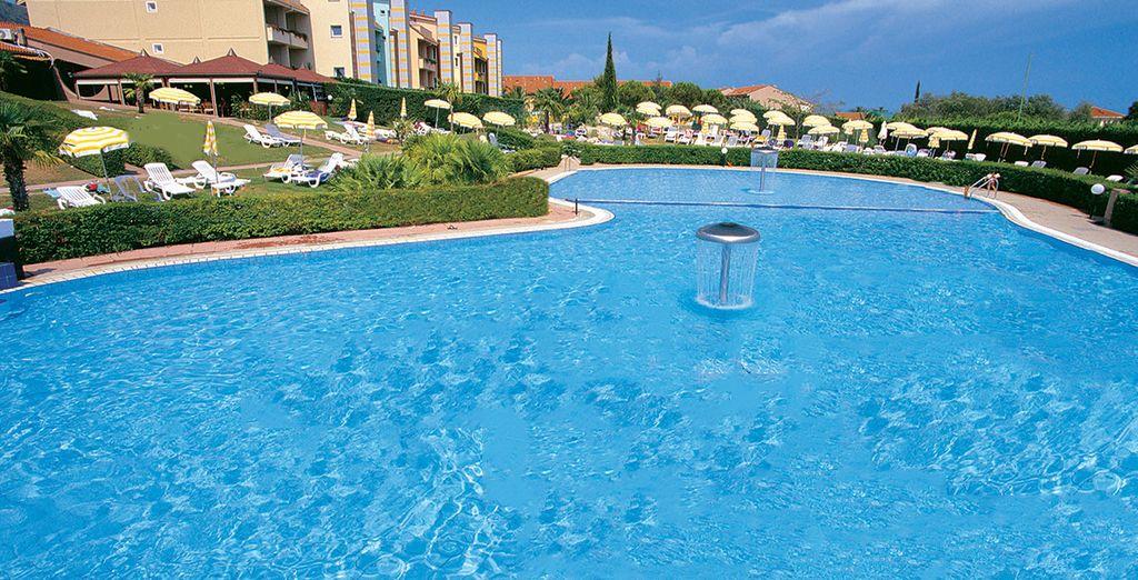 Vous avez envie de partir en famille sous le soleil de l'Italie ? - Hôtel Loano 2 Village 4* Loano