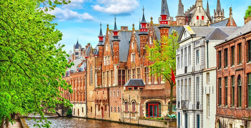 Hôtel Prinsenhof de Bruges 4*