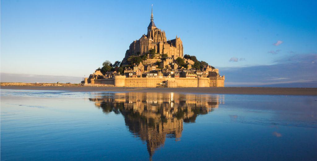 Dormez sur le Mont Saint Michel