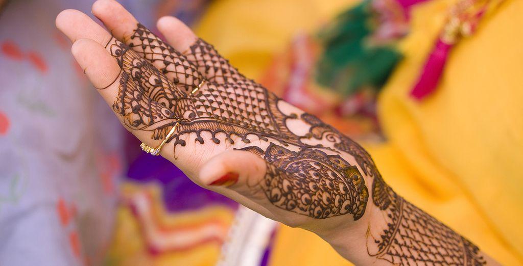 Découvrez l'Inde, ses rites et traditions...