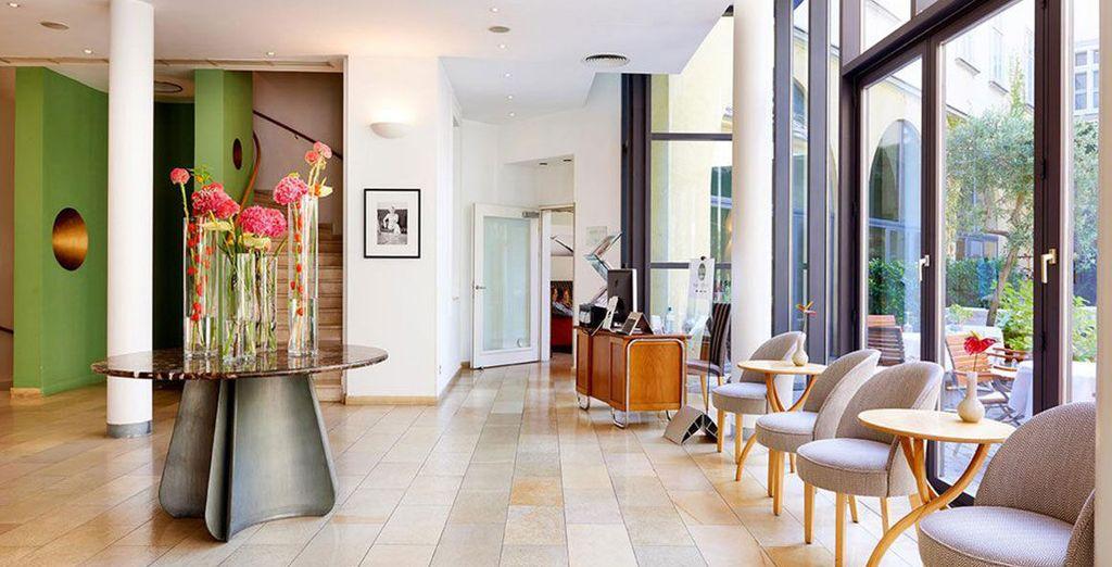 Et si on s'offrait un séjour dans un hôtel design ? - Hotel Das Triest 5* Vienne