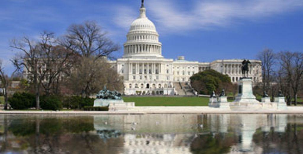 - Hilton Washington **** - Washington DC - Etats-Unis Washington, D.C.