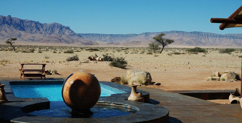 Autotour Namibie en 8 nuits ou 11 nuits