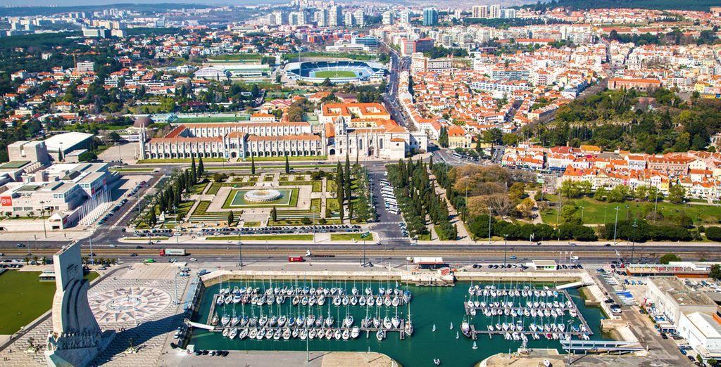 Votre découverte de la capitale portugaise sera toute autre.