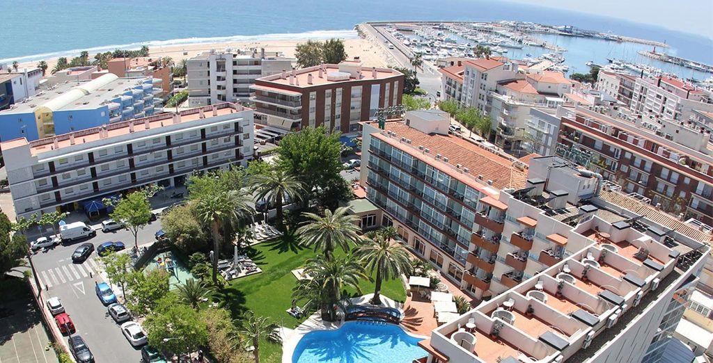 Hotel Monica Cambrils Espagne