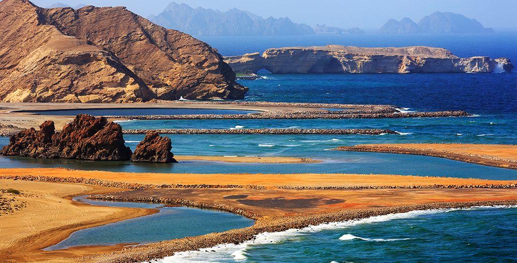Tout commence dans le Sultanat d'Oman - Circuit  Oman 8 jours et 6 nuits & Circuit  Oman - Abu Dhabi - Dubaï 11 jours et 9 nuits Mascate