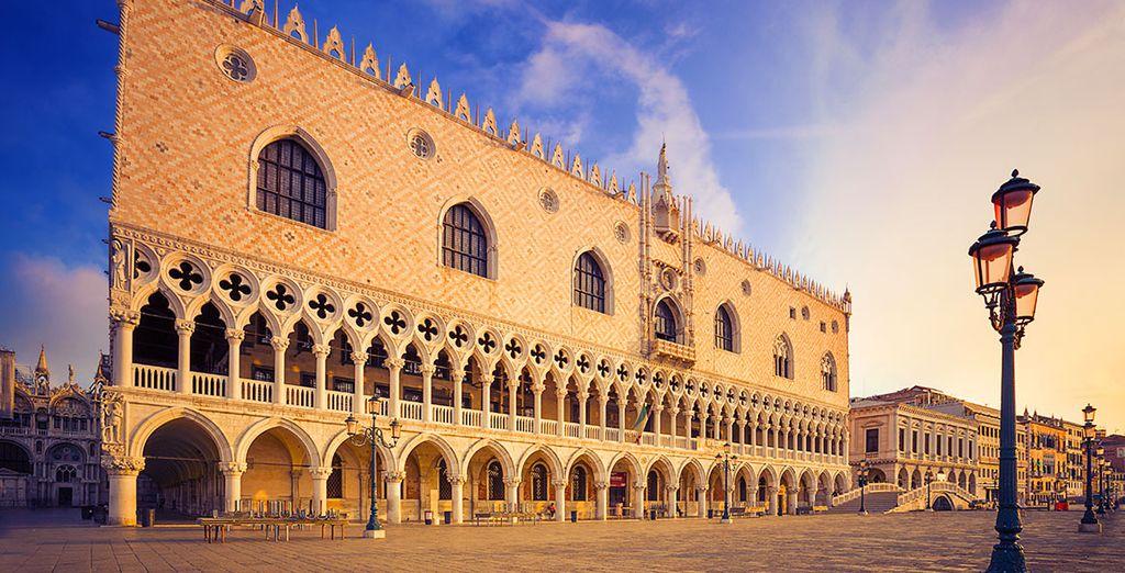 Vous rêvez d'un séjour de charme ? - Hôtel Tritone (Venice Mestre) 4* Venise