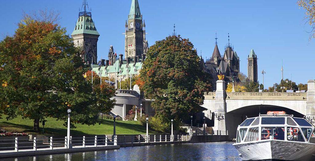 Ou encore Ottawa