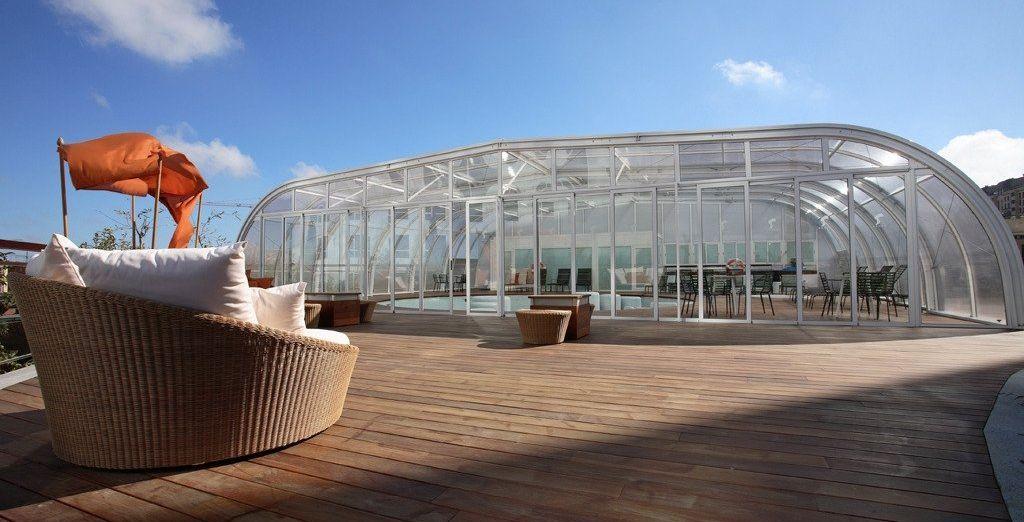 Sercotel sorolla palace hotel 4 voyage priv jusqu 39 70 for Combler une piscine