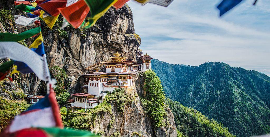 Découvrez le Bhoutan avec Voyage Privé