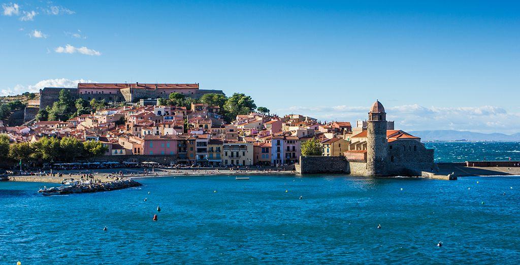 De Perpignan à Collioures...