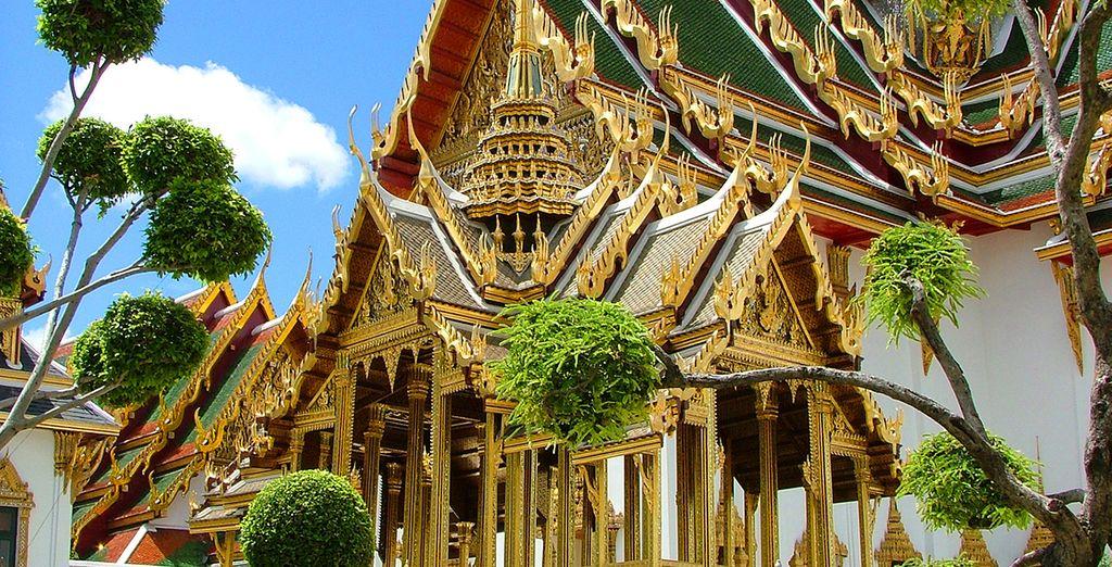 Ce magnifique circuit vous fera découvrir le royaume du Siam par le sud