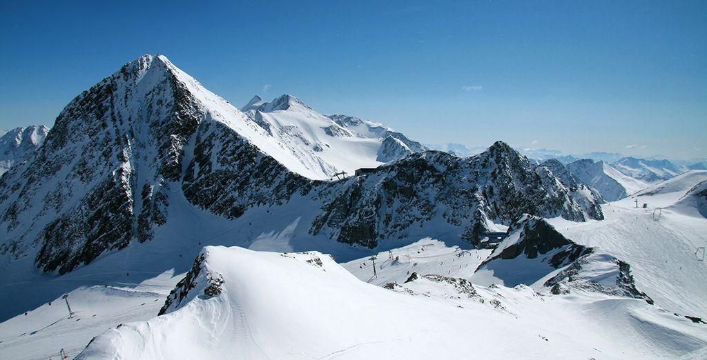 Découvrez les pistes du domaine skiable d'Isola 2000
