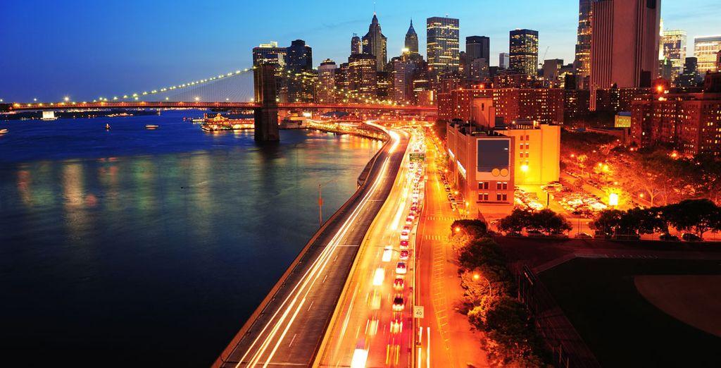 Offrez-vous le luxe de découvrir New York