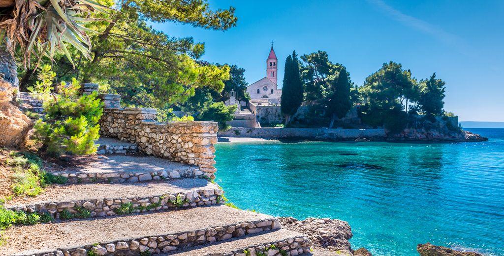 Bienvenue en Croatie