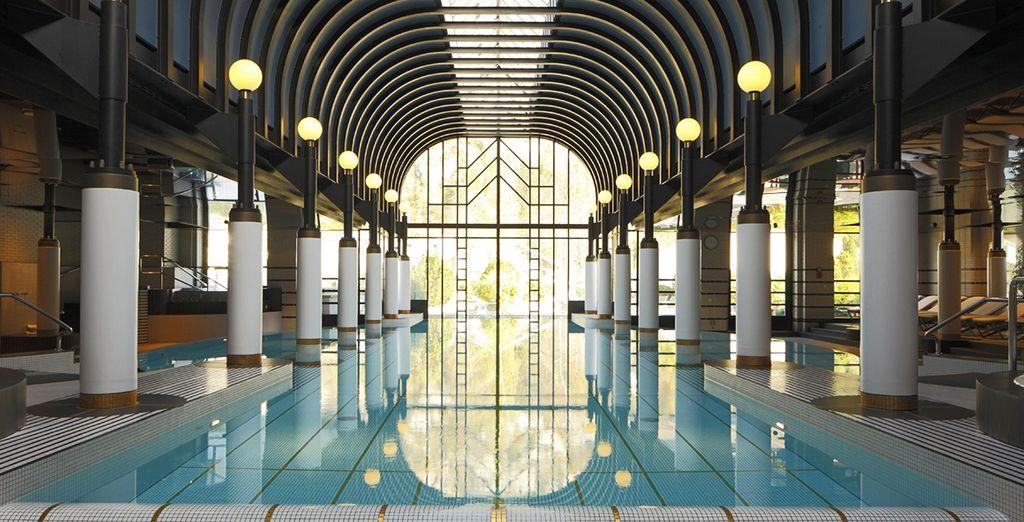 Victoria-Jungfrau Grand Hotel & Spa 5*