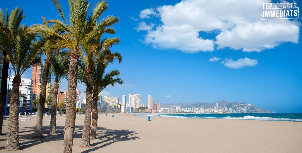 Bienvenue à Benidorm... - Magic Aqua Monika Holidays 4* Benidorm