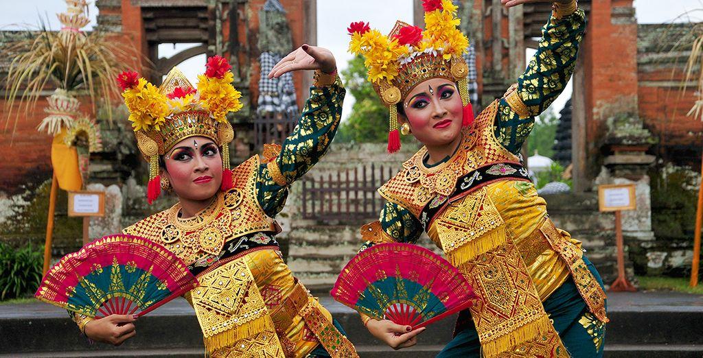 C'est le programme que nous vous avons concocté pour votre voyage en Indonésie, suivez nous !