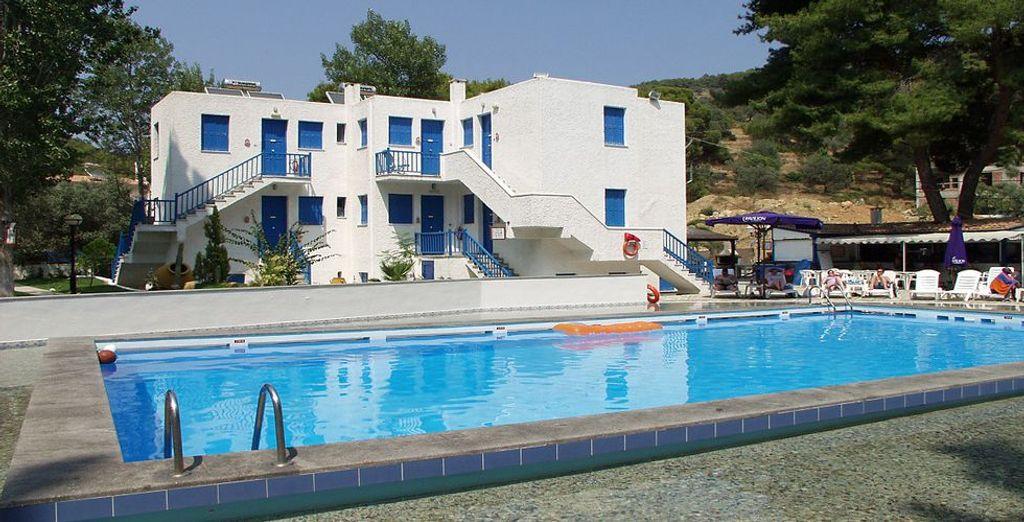 Où l'hôtel Cascade Holiday Resort vous attend pour un séjour ressourçant