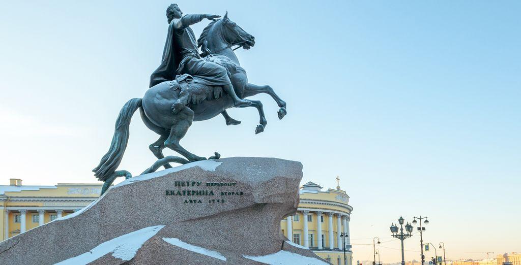 Au cœur de l'histoire des grands Tsars de Russie