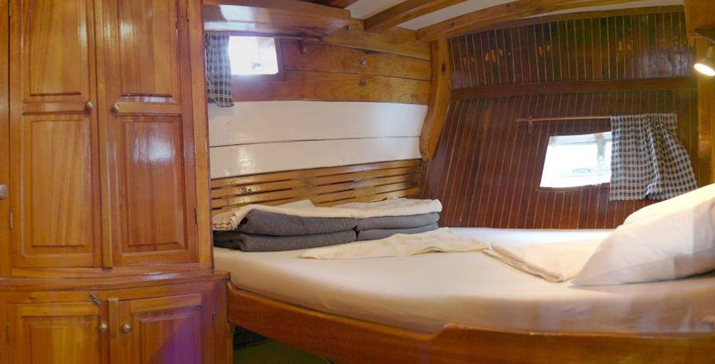 En cabine Standard