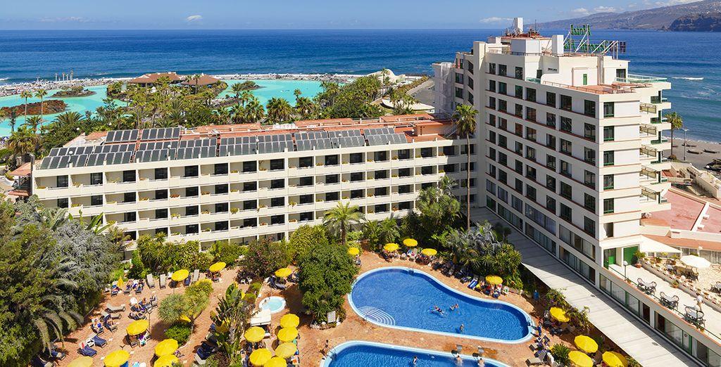 Alors envolez-vous pour les Canaries direction Tenerife - H10 Ténérife Playa 4* Tenerife