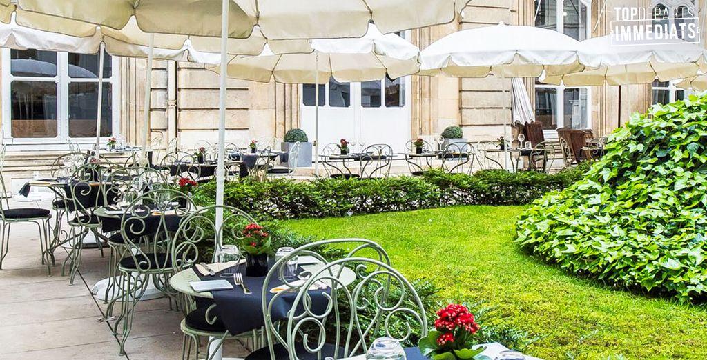 Offrez-vous un séjour d'exception dans la ville la plus romantique du monde
