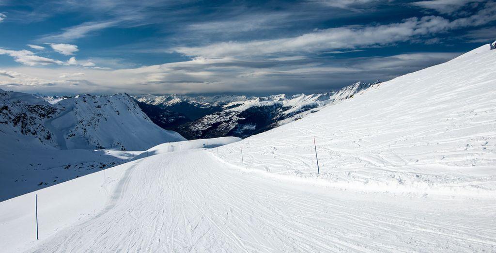 Stazioni sciistiche in Valle d'Aosta