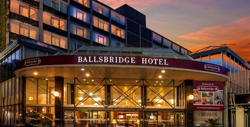 Ballsbridge Hotel 4*