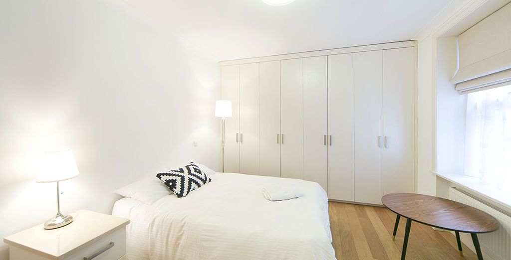 Appartement 2 : La première chambre