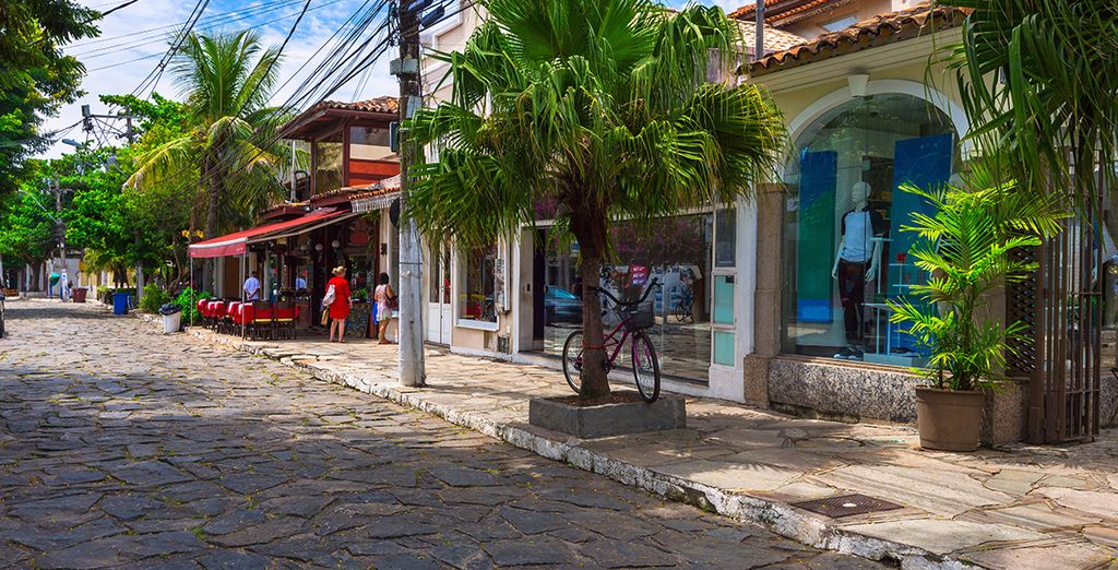 A Buzios au Brésil ! - Aquabarra Boutique Hotel & Spa Buzios